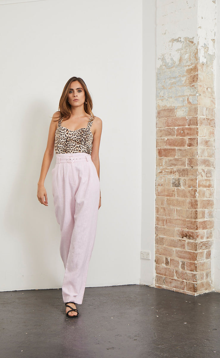 STELLA PANTS - BLUSH