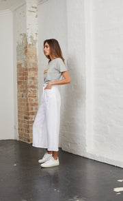 LOVE ADDICTION PANT - IVORY