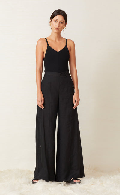 EVELYN PANT - BLACK