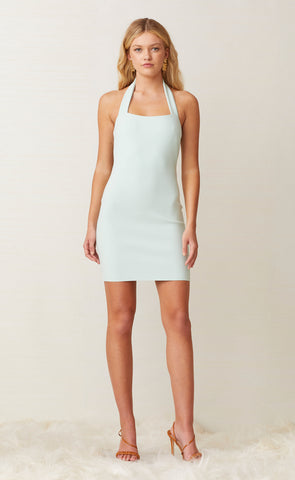 ARIEL MINI DRESS - MINT