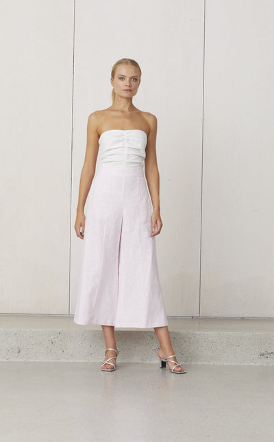 NATURAL CULOTTE - PINK
