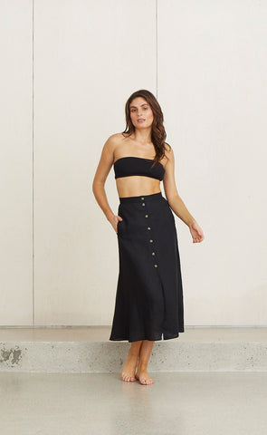 KELLY SKIRT - BLACK