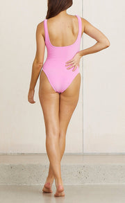 JERRY ONE PIECE - CANDY PINK
