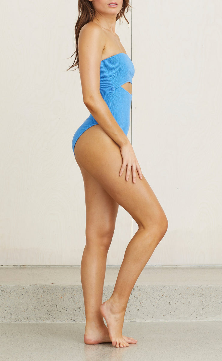 BILLIE JEAN ONE PIECE - CORNFLOWER
