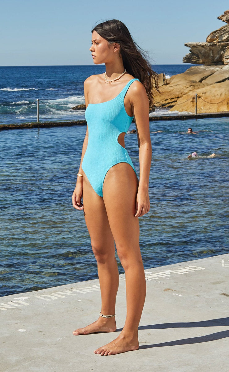 COCO LOCO ONE PIECE - AQUA