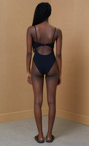 JAGGER ONE PIECE - BLACK
