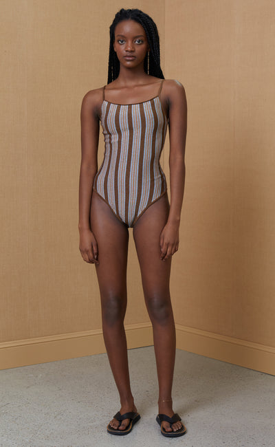 JINX STRIPE ONE PIECE - STRIPE