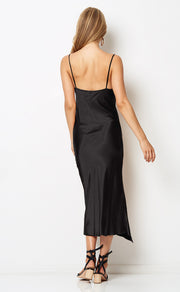 FEEL THE HEAT DRESS - BLACK