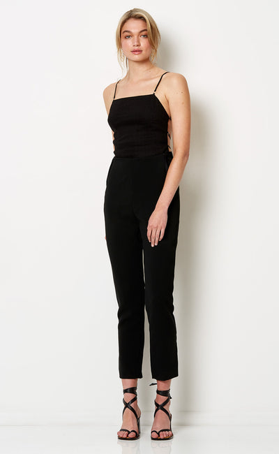 SOFIA JUMPSUIT - BLACK
