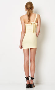 BONITA MINI DRESS - BUTTER