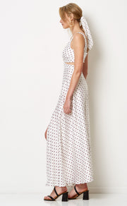 LITTLE CUBA MAXI DRESS - SPOT