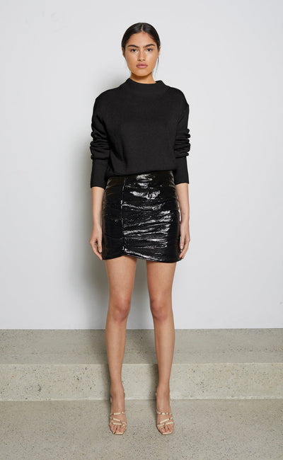 EVA JUMPER - BLACK