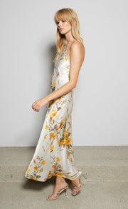 MATILDE MIDI DRESS - FLORAL