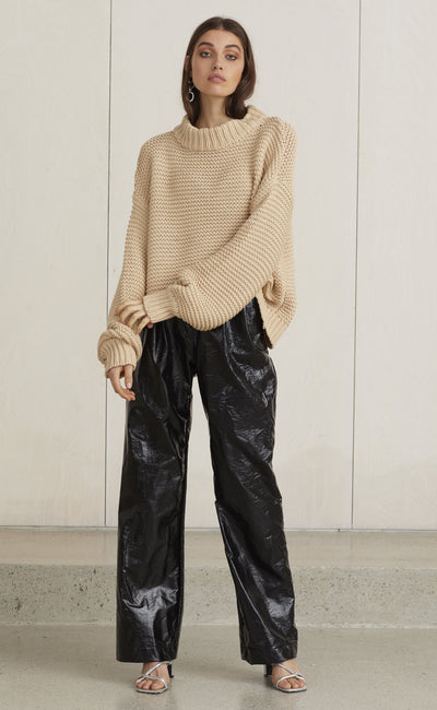 PIERETTE KNIT - BEIGE