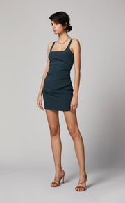 JOELLE MINI DRESS - FERN
