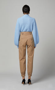 BABY KNIT JUMPER - SKY BLUE