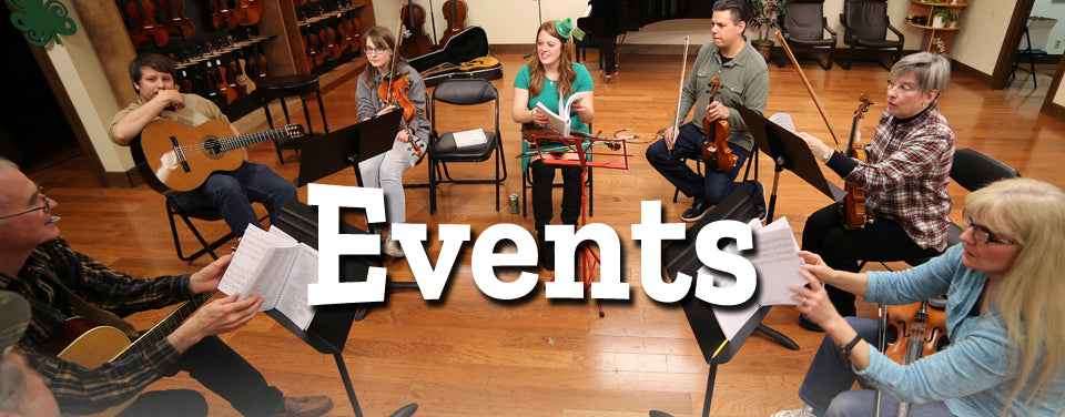 Kennedy Violins Events