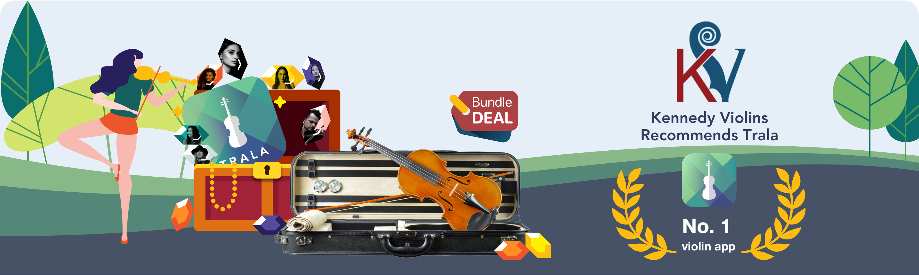 Featured Trala Bundles