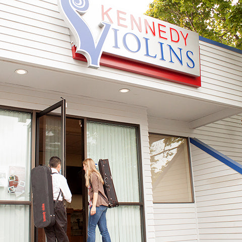 Kennedy Violins Shop