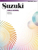 Suzuki Viola School, Volume 1: Viola Part