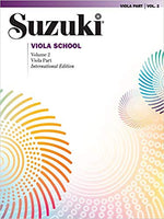 Suzuki Viola School, Volume 2: Viola Part