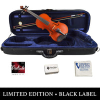 Black Label Fractional Violin Outfit