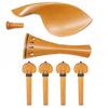 Boxwood Violin Fitting Set