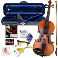 CLEARANCE Ricard Bunnel G2 Violin Outfit