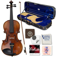 CLEARANCE Fractional Louis Carpini G2 Violin Outfit