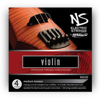 D'Addario NS Electric Violin String Set