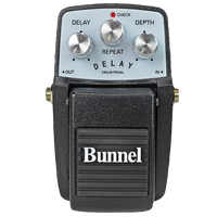 Bunnel Delay Effects Pedal