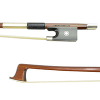 L'archet Brasil Silver Mounted Violin Performance Bow by Fornaciari Jr