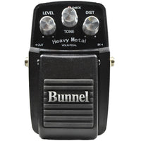 Bunnel Heavy Metal Effects Pedal