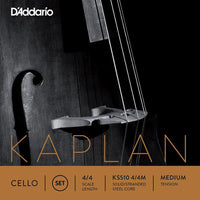 D'Addario Kaplan Cello String Set
