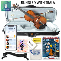 Bunnel Pupil Violin and Trala Bundle