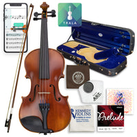 Fractional Louis Carpini G2 Violin Outfit Plus Trala