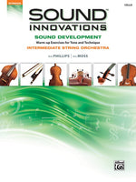 Sound Innovations - Sound Development for Intermediate String Orchestra Cello