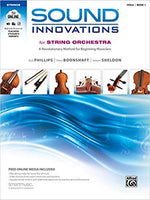 Sound Innovations Viola Book 1