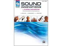 Sound Innovations Cello Book 1