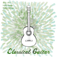 Portland Nylon Classical Guitar Strings