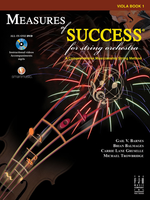 Measures of Success Viola Book 1