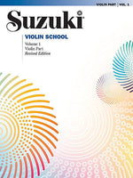 Suzuki Violin School: Violin Part, Vol. 1 Book & CD