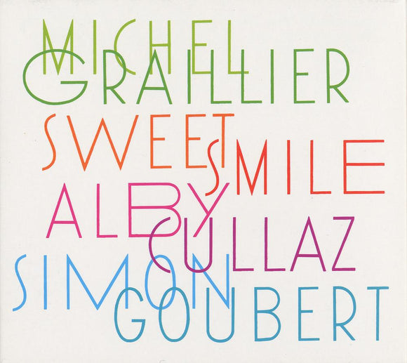 SWEET SMILE - MICHEL GRAILLIER