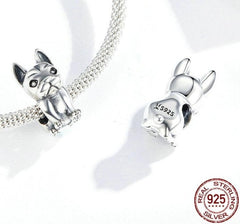 Silver Charm Frenchie
