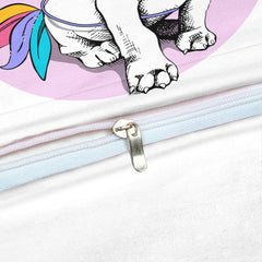 Unicorn Frenchie Bedding Set - Custom Frenchie Store