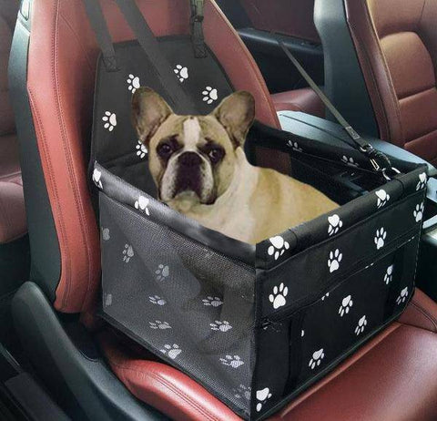 Frenchie Car Seat - Custom Frenchie Store