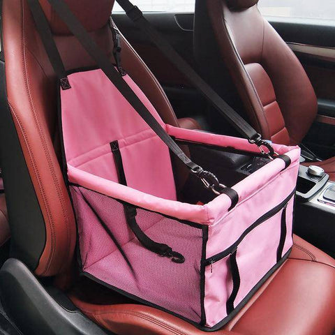 Frenchie Car Seat Car Seat Custom Frenchie Store Pink