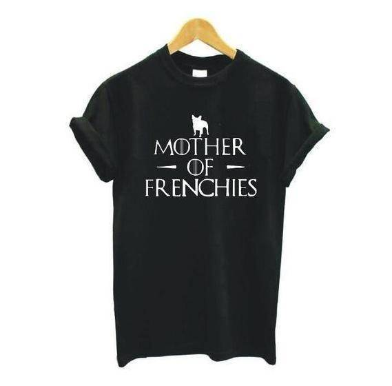 Mother of Frenchies T-Shirt