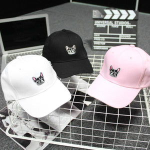 Frenchie Baseball Cap Hats Custom Frenchie Store