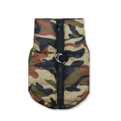 Waterproof Camo Frenchie Vest Frenchie Clothing Custom Frenchie Store A L
